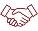 Hands Shake Icon